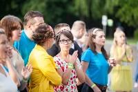 Буги-вуги опенэйр в парке. 18 июля 2015, Фото: 157