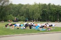 День йоги в парке 21 июня, Фото: 1
