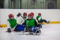 """Детская следж-хоккейная команда """"Тропик"""", Фото: 17"""