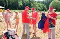 МЧС обучает детей спасать людей на воде, Фото: 2