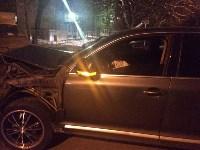 В Туле внедорожник протаранил такси: пассажир погиб, Фото: 2