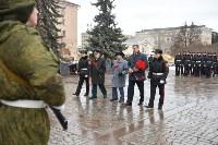 Церемония возложения цветов на площади Победы, 23.02.2016, Фото: 5