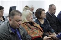 Осмотр кремля. 2 декабря 2013, Фото: 36