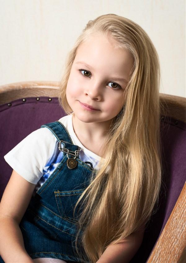 Валерия Рожкова 6 лет. Фото Александра Сережкина.