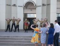 Празднование Дня Победы в музее оружия, Фото: 20