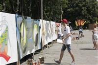 Молодые туляки попытали свои силы на конкурсе граффити, Фото: 8