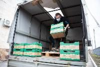 Бесплатные наборы продуктов и товары первой необходимости, Фото: 5