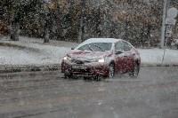 Первый снег в Туле, Фото: 9