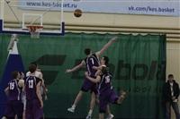 Квалификационный этап чемпионата Ассоциации студенческого баскетбола (АСБ) среди команд ЦФО, Фото: 13