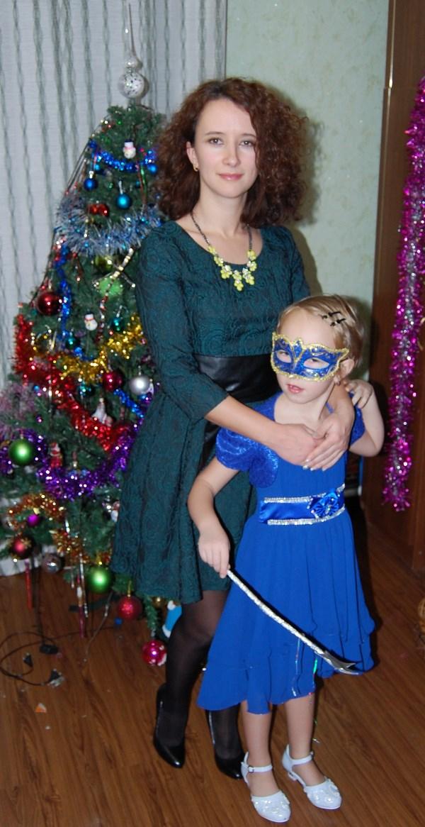 Сразу два любимых платья))