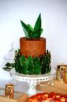 Модная свадьба: от девичника и платья невесты до ресторана, торта и фейерверка, Фото: 17