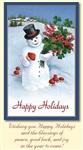 Старинные рождественские открытки, Фото: 10