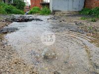 Потоп в гаражном кооперативе в Туле: Фоторепортаж , Фото: 17
