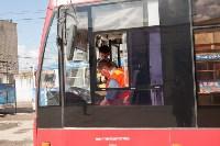 Конкурс водителей троллейбусов, Фото: 68