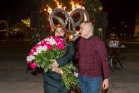 Туляк сделал предложение своей девушке на набережной, Фото: 74
