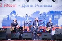 Концерт в День России в Туле 12 июня 2015 года, Фото: 54
