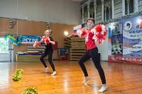 Чир-спорт в Тульской области, Фото: 12