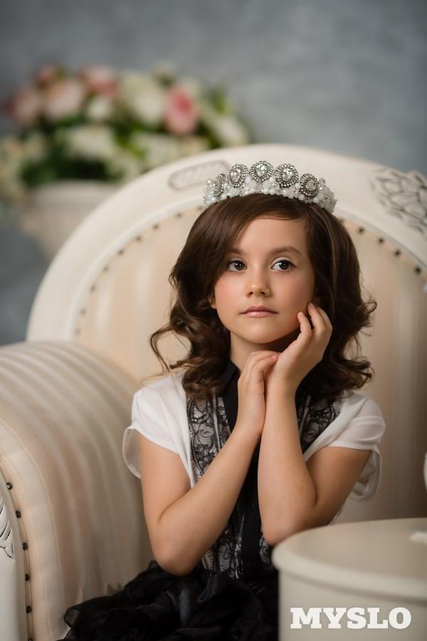 Милана Руднева, 7 лет