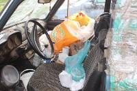 Туляк два года живёт в машине, Фото: 5
