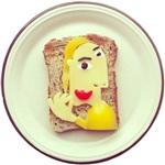 Картины на бутерброде, Фото: 3