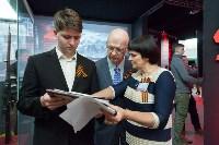 В музее оружия открылась мультимедийная выставка «Война и мифы», Фото: 27