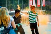 В Туле прошел фестиваль красок и летнего настроения, Фото: 29