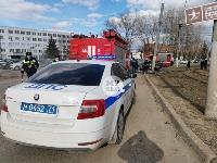На ул. Щегловская Засека в Туле столкнулись автобус и кроссовер, Фото: 12