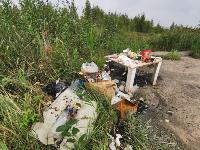 В Кондуках прошла акция «Вода России»: собрали более 500 мешков мусора, Фото: 2