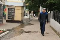 Проспект Ленина затопило, Фото: 6
