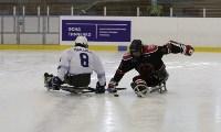 «Матч звезд» по следж-хоккею в Алексине, Фото: 17