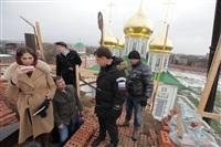Осмотр кремля. 2 декабря 2013, Фото: 11