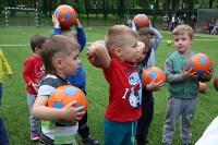 В тульских парках заработала летняя школа футбола для детей, Фото: 6