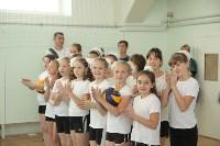 Открытие волейбольного зала в Туле на улице Жуковского, Фото: 6