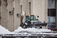 Последствия снежного циклона в Туле, Фото: 79