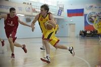 БК «Тула» дважды уступил баскетболистам Ярославля, Фото: 11