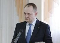 Алексей Дюмин отметил недопустимость повторения случая в белевском реабилитационном центре , Фото: 5
