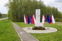Тульские байкеры почтили память героев в Ясной Поляне, Фото: 37