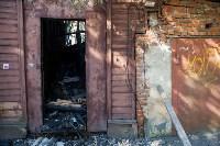 Сгоревший дом на ул. Пушкинской, Фото: 8