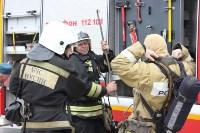 Тульские пожарные обучили таможню  бороться с огнём, Фото: 2