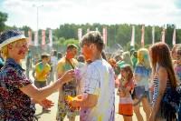 В Туле прошел фестиваль красок и летнего настроения, Фото: 143