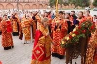 Вручение медали Груздеву митрополитом. 28.07.2015, Фото: 26