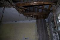 В Щекинском районе аварийный дом грозит рухнуть в любой момент, Фото: 9