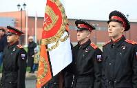 Воспитанникам суворовского училища вручили удосоверения, Фото: 9