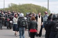 Открытие мотосезона в Новомосковске, Фото: 7