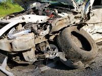 В серьезном ДТП под Тулой пострадали шесть человек, Фото: 8