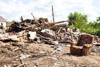 Снос домов в Плеханово. 6 июля 2016 года, Фото: 12