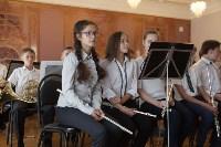 Сводный детский духовой оркестр, Фото: 14