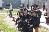 Тульские журналисты сыграли в футбол с зэками, Фото: 29