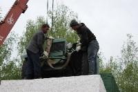 Снятие и транспортировка ЗИС-5 для реставрации, Фото: 6