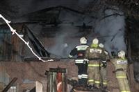 В Глушанках на пожаре погиб мужчина, Фото: 17